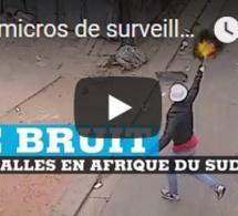 """Des """"micros de surveillance"""" pour lutter contre les fusillades en Afrique du Sud"""