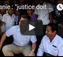 """Birmanie : """"justice doit être rendue aux Rohingyas"""""""