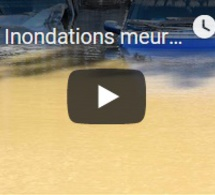 Inondations meurtrières en France