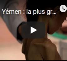 Yémen : la plus grave crise humanitaire du monde