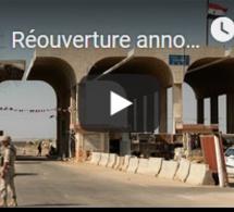 Réouverture annoncée du principal poste-frontière entre la Jordanie et la Syrie