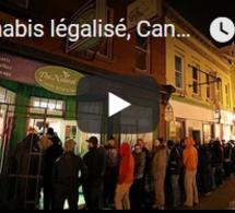 Cannabis légalisé, Canadiens heureux ?