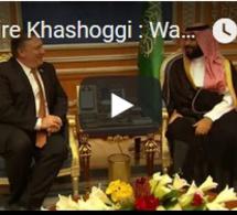 """Affaire Khashoggi : Washington a obtenu des """"assurances"""" des Saoudiens"""