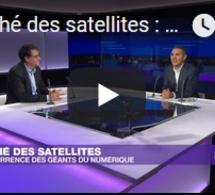 Marché des satellites : la concurrence des géants du numérique
