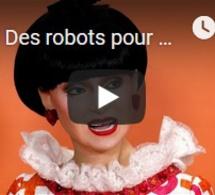 Des robots pour pallier à l'absence de main d'oeuvre