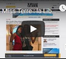 Miss Terre : la Libanaise disqualifiée à cause d'un cliché