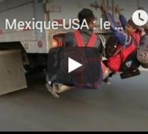 Mexique-USA : le très long périple de la caravane de migrants centraméricains