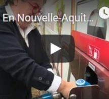 En Nouvelle-Aquitaine, on roule au marc de raisin