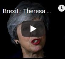 Brexit : Theresa May doit maintenant convaincre le Parlement