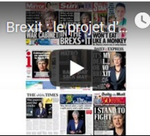 Brexit : le projet d'accord divise (aussi) la presse britannique
