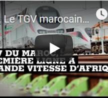 """Le TGV marocain """"Al-Boraq"""", vitrine du savoir-faire français"""
