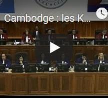 Cambodge : les Khmers rouges responsables de génocide