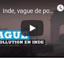 Inde, vague de pollution