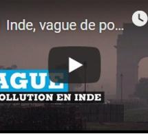 Inde, vague de pollution