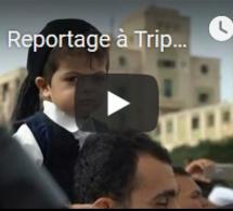 Reportage à Tripoli : première célébration soufie dans une ville apaisée