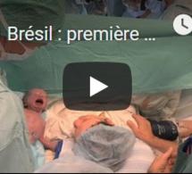 Brésil : première naissance d'un bébé grâce à une greffe d'utérus d'une donneuse morte