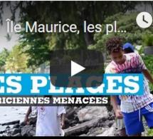 Île Maurice, les plages menacées