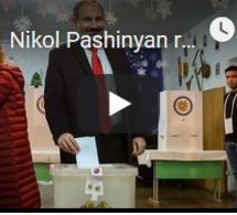 Nikol Pashinyan remporte les législatives anticipées en Arménie