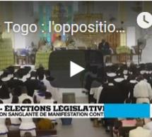Togo : l'opposition dénonce la répression de manifestations qui a fait au moins deux morts