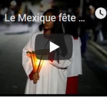 Le Mexique fête Notre-Dame de Guadalupe