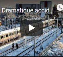 Dramatique accident de train en Turquie