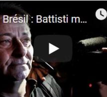 Brésil : Battisti menacé d'arrestation et d'extradition vers l'Italie