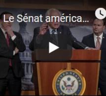 Le Sénat américain inflige un double revers à Donald Trump sur l'Arabie saoudite