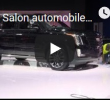 Salon automobile de Détroit : les constructeurs dans le flou