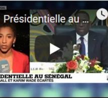 Présidentielle au Sénégal : Khalifa Sall et Karim Wade écartés