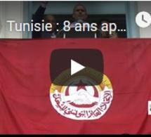 """Tunisie : 8 ans après la """"Révolution"""", une transition difficile"""