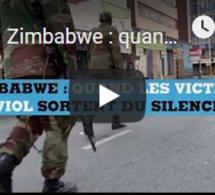 Zimbabwe : quand les victimes de viol sortent du silence