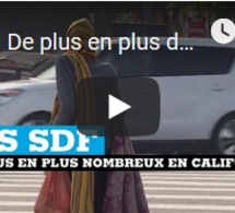 De plus en plus de SDF en Californie
