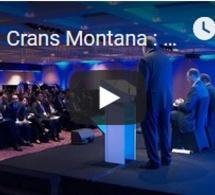 Crans Montana : quelle sécurité pour le monde de demain ?