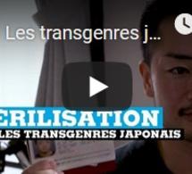 Les transgenres japonais obligés de se faire stériliser pour être reconnus