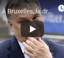 À Bruxelles, la droite européenne sanctionne le leader populiste Viktor Orban