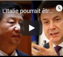 L'Italie pourrait être le premier pays du G7 a rejoindre les nouvelles routes de la soie chinoise