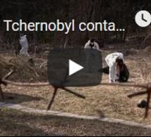 Tchernobyl contaminé par les déchets
