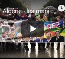 Algérie : les manifestants rejettent le soutien du FLN au mouvement