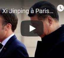 """Xi Jinping à Paris : la France à petits pas sur les """"routes de la soie"""""""