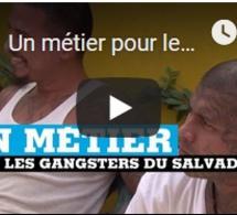 Un métier pour les gangsters du Salvador