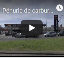 Pénurie de carburant au Portugal