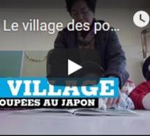 Le village des poupées au Japon