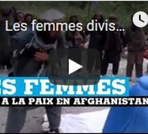 Les femmes divisées sur la question de la paix avec les talibans en Afghanistan