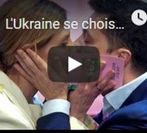 L'Ukraine se choisit un comédien comme président. Volodymyr Zelensky incarne le rejet des élites