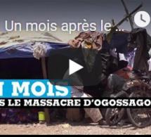 Un mois après le massacre d'Ogossagou au Mali