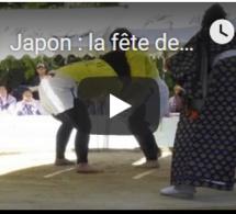 Japon : la fête des mères célébrée par des combats de sumos exclusivement féminins