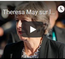 Theresa May sur la voie d'un nouvel accord de Brexit