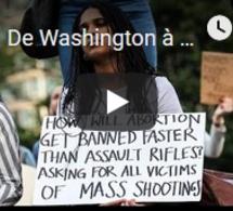 De Washington à Atlanta, des Américains défendent le droit à l'avortement
