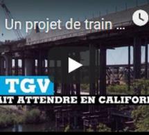 Un projet de train fantôme en Californie ?