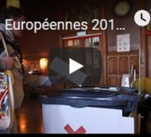 Européennes 2019 : les bureaux de vote ouverts au Pays-Bas et au Royaume-Uni